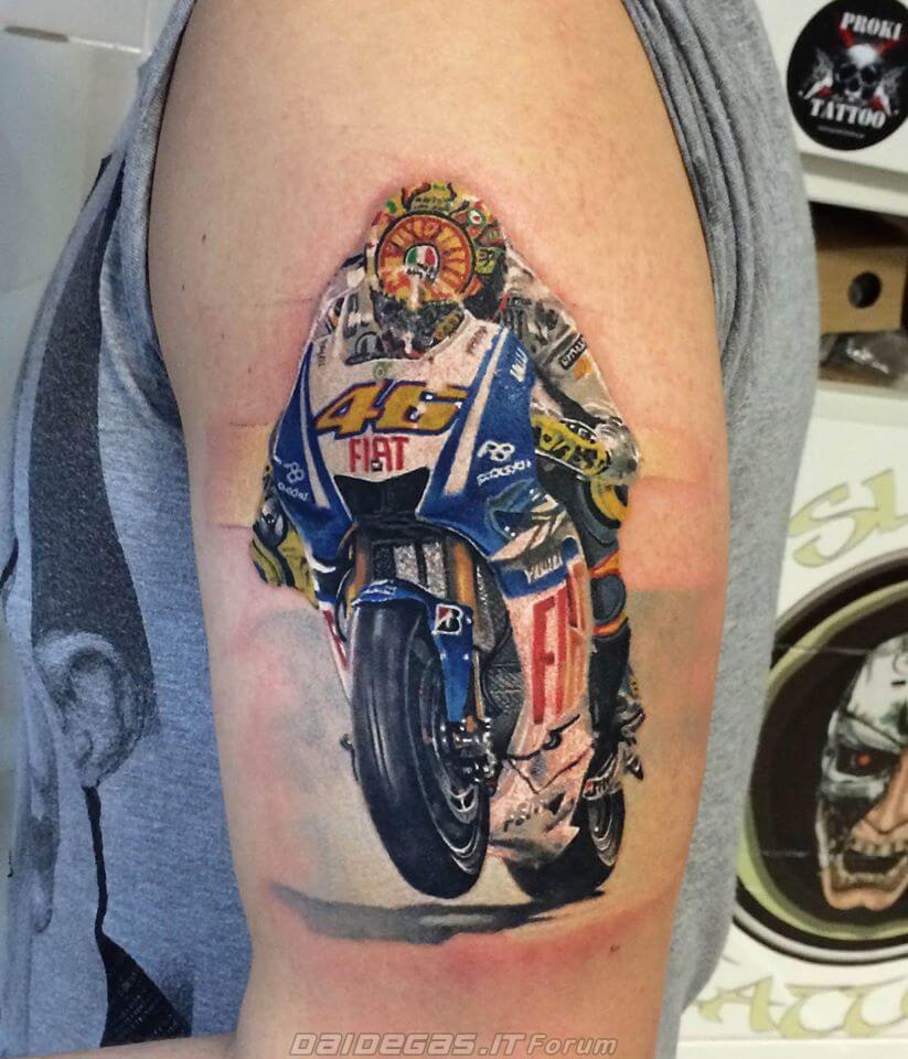 Motogp Tattoo | MotoGP 2017 Info, Video, Points Table