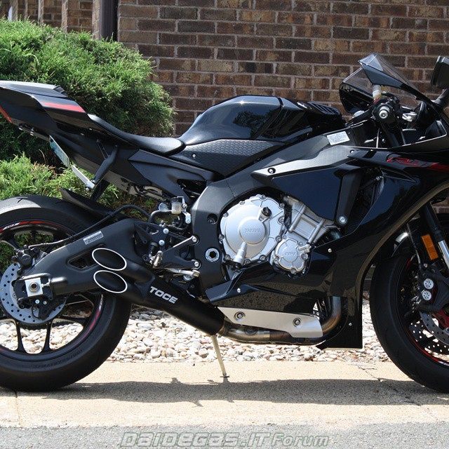 2015 r1 aftermarket exhausts page 18 yamaha r1 forum for Toce exhaust yamaha r1