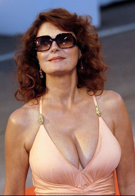 Susan sarandon tits