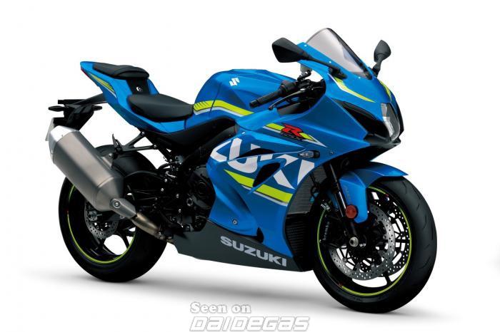 2017 Suzuki GSX-R 1000R - Yamaha R1 Forum: YZF-R1 Forums