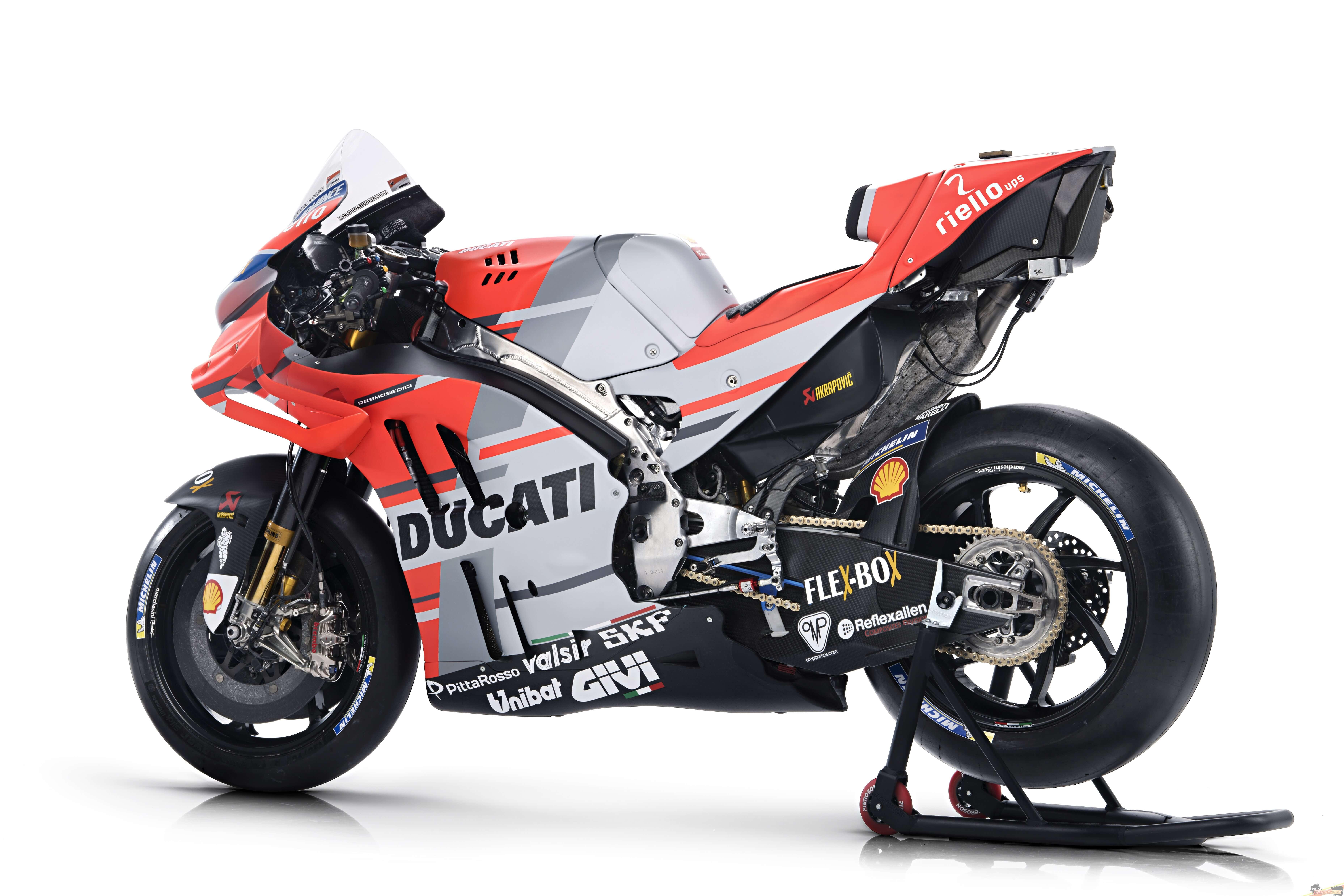 Ducati GP18 2018 MotoGP Gallery HD - DaiDeGas Forum