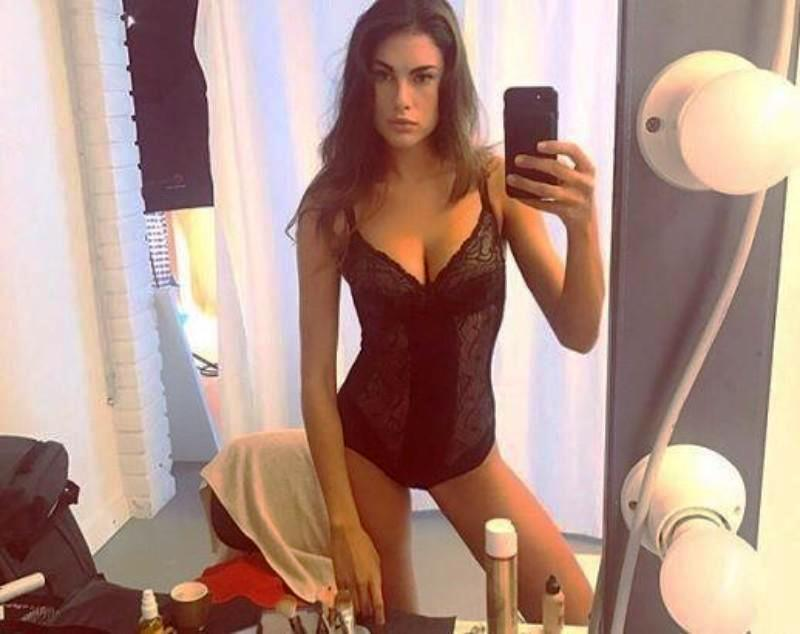 CLAUDIA GALANTI sexy raccolta foto thread appreciation